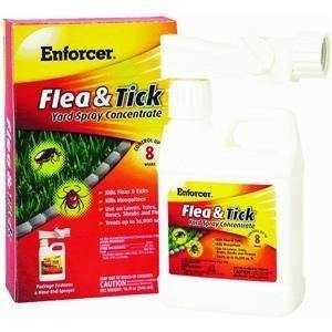 Enforcer EFSY163 Flea & Tick 16 oz Rts