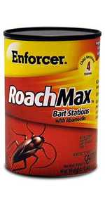 Enforcer ERMBS4 Roachmax Bait Stations 4pk