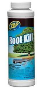Zep Commercial ZROOT2 Root Killer Drain Care 2lb