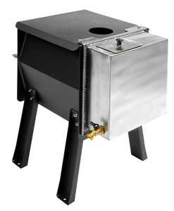 Englander AC-CSWTL Water Tank For Black Bear And Grizzly Survivor Camp Stoves
