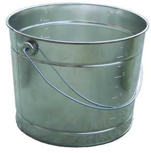 Encore Plastics 500350 Pail Paint Metal 5 Qt