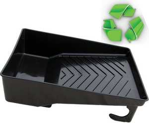 Encore Plastics 200050 Deepwell Roller Tray 3 Qt Black