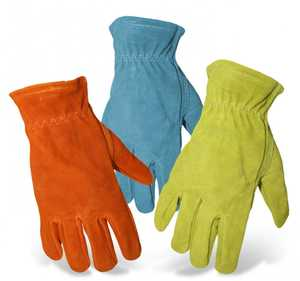 Boss Gloves 737 Ladies' Colored Leather Driver Glove