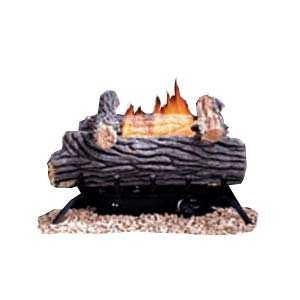FMI Products CRL3124NA 24 in Seasonal Oak Reversible Gas Log Set