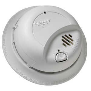 First Alert SA9120BCN-6 Hardwire Smoke Alarm With Battery Backup