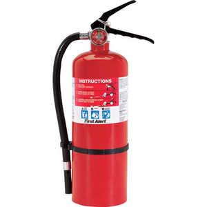 First Alert FE3A40GR-02 Fire Extinguisher Pro5 5lb Hd