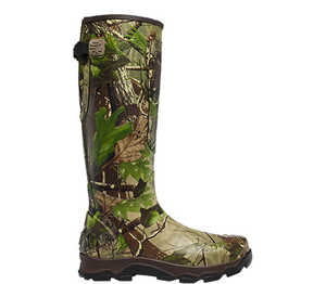 LaCrosse Footwear 202000-8M 4x Burly 18 in Realtree Ap Hunting Boots