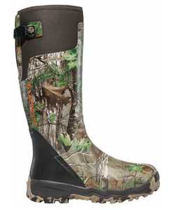 LaCrosse Footwear 376005-10M Alphaburly Pro 18 In Realtree Xtra Green