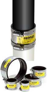 Fernco 3000-150 Proflex Shielded Coupling 11/2 in
