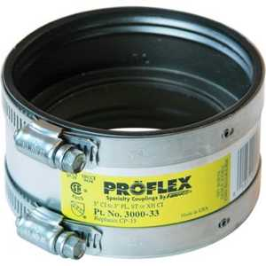 Fernco 3000-33 Proflex Shielded Coupling 3 in