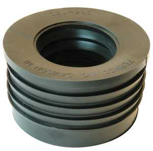 Fernco P-33U-205 Soil Pipe Hub 3 in To 2 in
