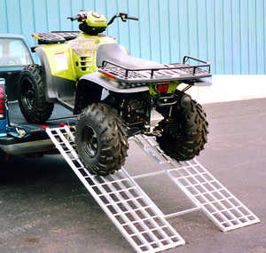 Five Star Mfg 451TF Tri Fold Aluminum Atv Ramp