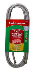 Fluidmaster 12IM120 Connector Ice Maker 120 in 1/4 in
