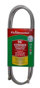 Fluidmaster 12IM96 Connector Ice Maker 96 in 1/4 in