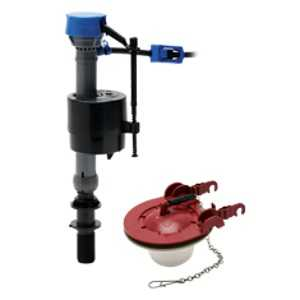 Fluidmaster 400CAR3P5 3-Inch Performax Fill Valve And Flapper Kit