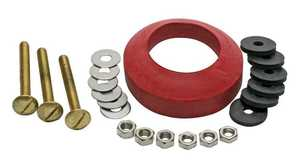 Fluidmaster 6106 Tank To Bowl Bolt/Gasket-3-Bolts