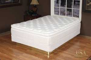 Fraenkel AV125T Queen Anniversary Pillow Top Mattress