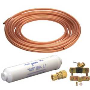 JMF Company 93260-2 Ice Maker/Filter Kit 15 ft Copper
