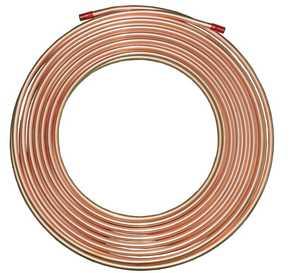JMF Company 180-00600 Refrigeration Copper 1/2 x 50 Od