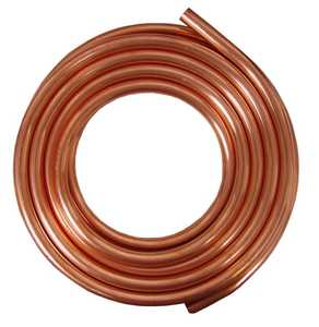 JMF Company 170-01700 Copper Tubing K3/4 in Per Ft