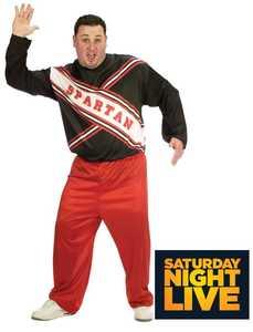 Fun World 100165 Spartan Cheerleader Male