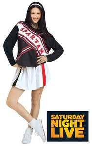 Fun World 100174 Spartan Cheerleader Female