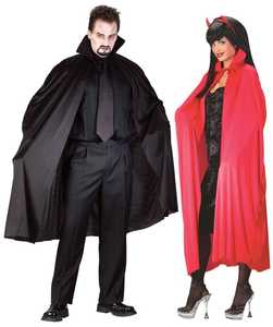 Fun World 9060 45 in Polyester Cape Assortment