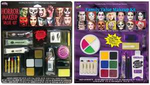 Fun World 9543 Family Value Make-Up Kits