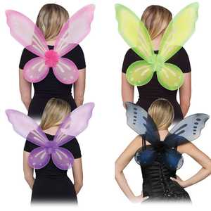 Fun World 90561 Adult Fairy Wings