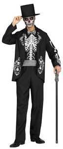 Fun World 134664 Skeleton King
