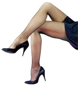Fun World 9107 Fishnet Pantyhose