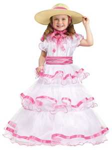 Fun World 1566 Sweet Southern Belle Toddler