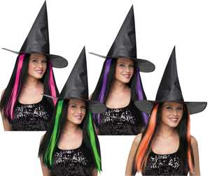 Fun World 9110 Taffeta Witch Hat