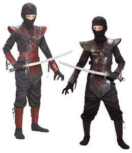 Fun World 5920 Leather Ninja Fighter
