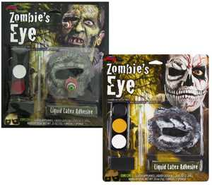 Fun World 9501 Zombie's Eye F/X Makeup Kit