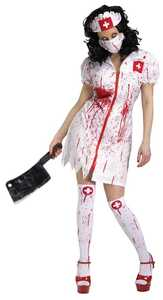 Fun World 121234 Cursed Nurse