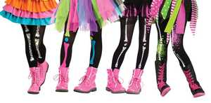 Fun World 90326 Mix & Match Tights Assortment
