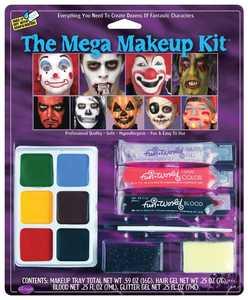 Fun World 9425 The Mega Makeup Kit