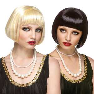Fun World 9239 Flapper Wig