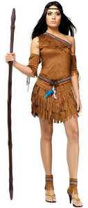 Fun World 121694 Pow Wow! (Sexy Native American)