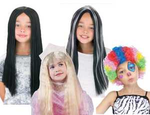 Fun World 9244 Just For Kids Wig