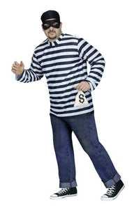Fun World 116685 Burglar