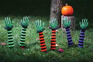 Fun World 91277 Witch Leg Grave Breakers