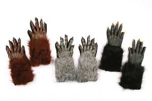 Fun World 8274 Werewolf Gloves