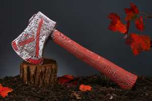 Fun World 90271 Zombie Hunter Axe
