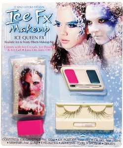 Fun World 5208 Ice Queen Makeup Kit
