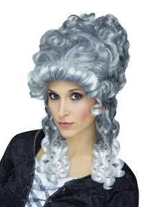 Fun World 92398 Ghostly Lady Wig