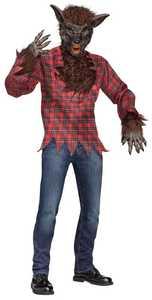 Fun World 5409 Werewolf Adult Black