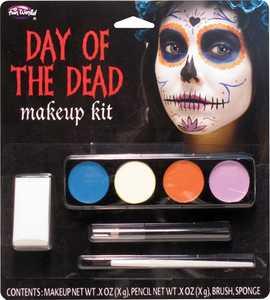 Fun World 5618 Makeup Female Ghost