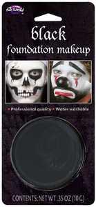 Fun World 5651 Makeup Black 10 Gram Pot
